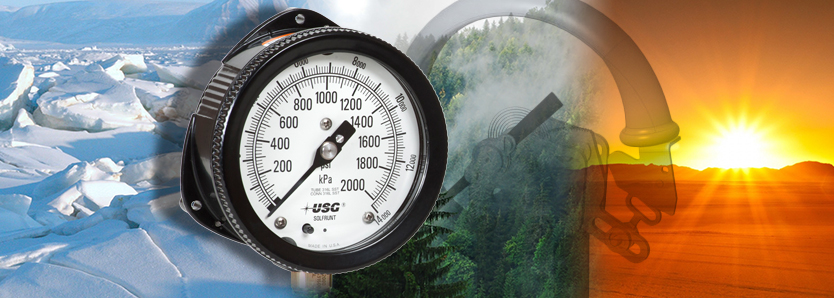 Temperature Effects on Pressure Gauges