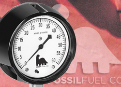 Private Label Pressure Gauge